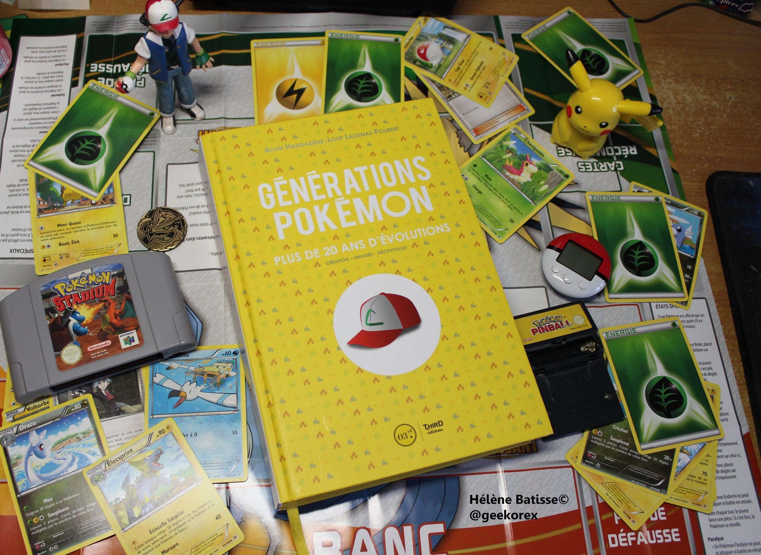 Generation Pokemon GeekAnimea
