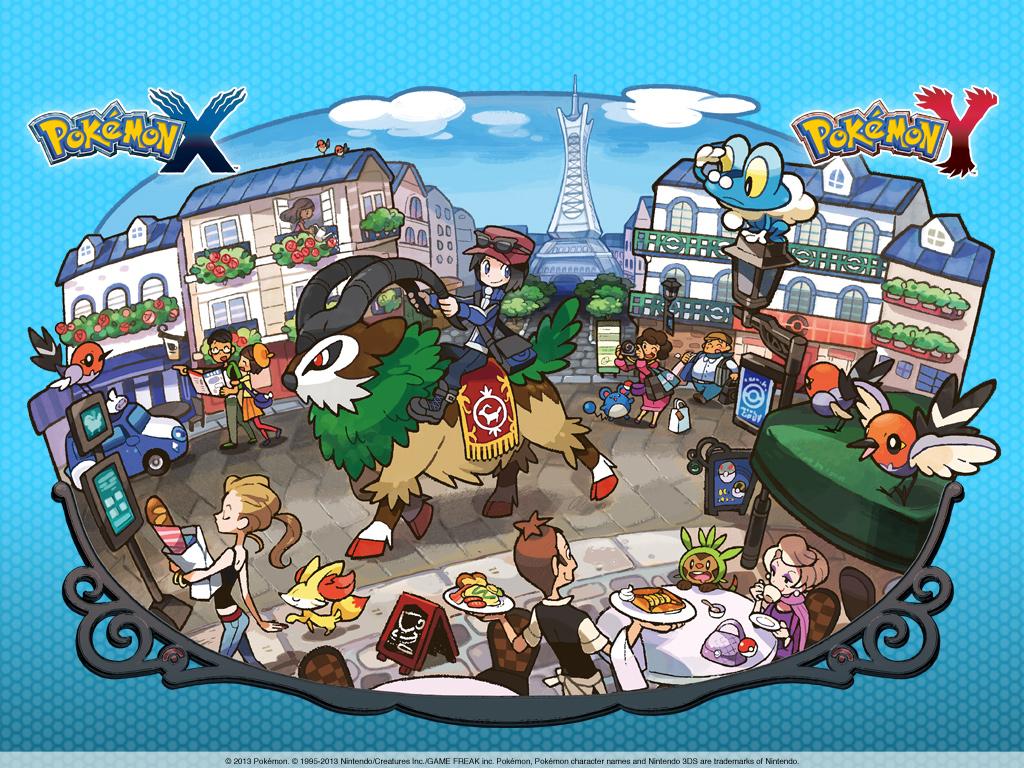 Pokemon_XY GeekAnimea