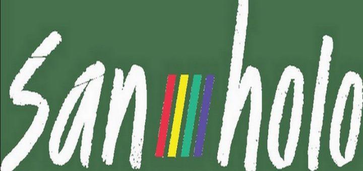 San Holo Logo - GeekAnimea